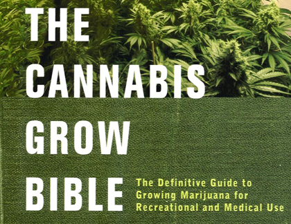 Greg Green Cannabis Grow Bible