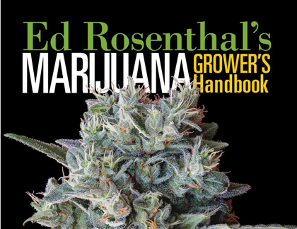 Rosenthal's Marijuana Grower's Guide