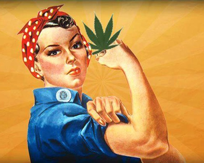 Women in Marijuana
