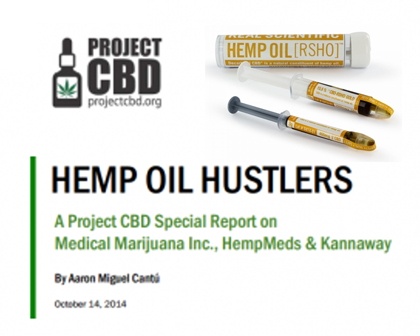 Hemp Oil Hustlers